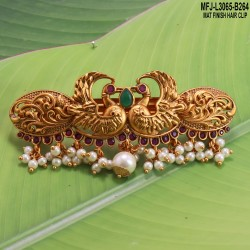 2.4 Size Kempu Stones Leaves Design Gold Plated Finish Two Set Bangles Buy Online