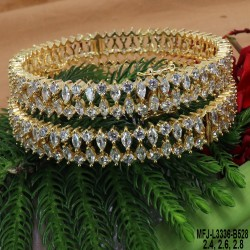 2.4 Size Balls Design Antique Two Set Bangles Buy Online