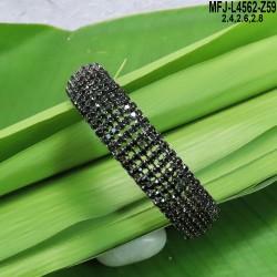 CZ & Emerald Stones Leaves & Thilakam Design With Pearls Drops Mat Finish Jumki Buy Online
