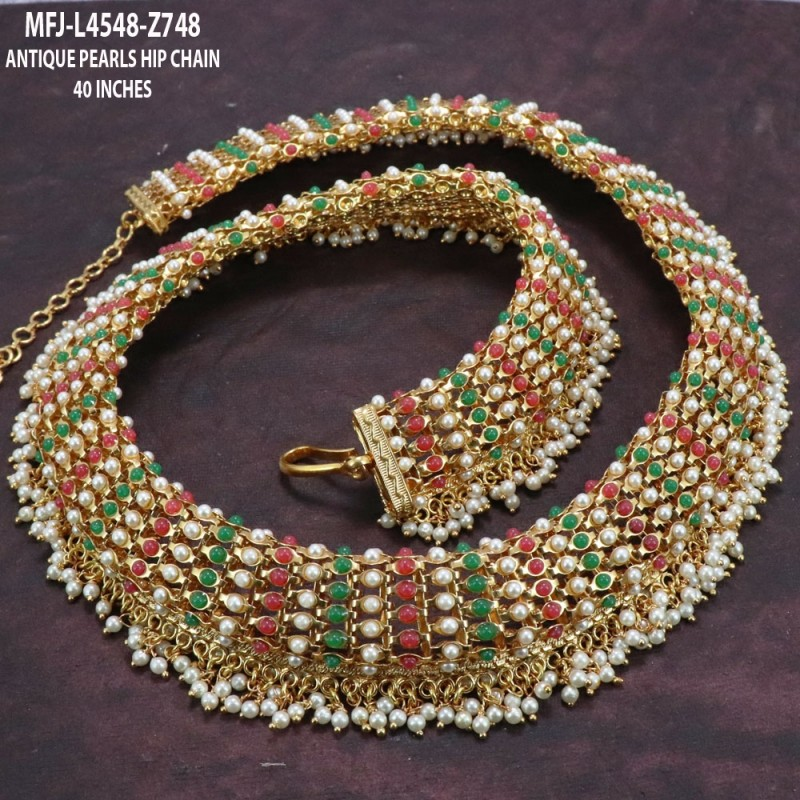 2.6 Size Red & Green Colour Stones Designer Gold Plated Finish Four Set Bangles Buy Online