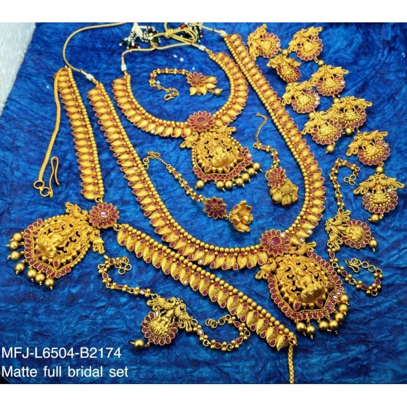 Pearls Designer Chain Set Buy Online