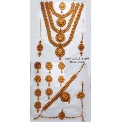 Kempu Stones Peacock & Flowers Design Gold Plated Finish Jumki Buy Online