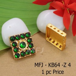 Kempu Stones Flowers & Moon Design Mat Finish 7 Step Headset Buy Online
