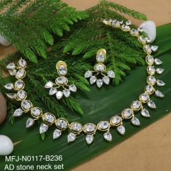 CZ Stones With Pearls Designer Antique Hip Belt Buy Online