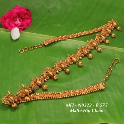 High Quality Kempu Stones Designer Necklace For Temple & Dance Buy Online
