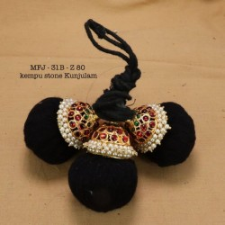 Ruby Stones With Pearls Drops Peacock Design Mat Finish Pendant Set Buy Online