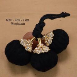 Ruby & Emerald Stones With Golden Balls Drops Lakshmi Design Mat Finish 40 Inch Hip Belt Buy Online