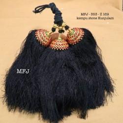 Ruby & Emerald Stones With Golden Balls Drops Lakshmi With Flower Design Mat Finish 40 Inch Hip Belt Buy Online