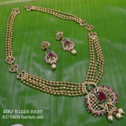 2.6 Size Pink Colour Stones Designer Gold Plated Finish Two Set Bangles Buy Online