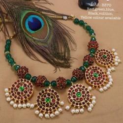 2.8 Size Black Colour Stones Flower Designer Gold Plated Finish Two Set Bangles Buy Online