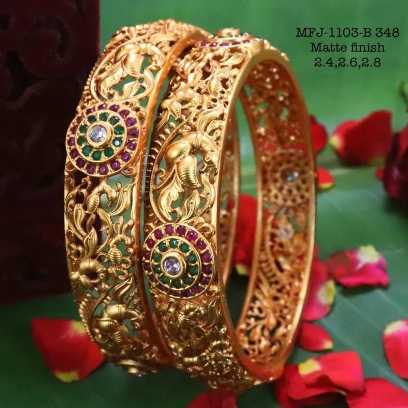 Big Size Golden Colour Polished Lakshmi Design Oddiyanam For Bharatanatyam Dance And Temple Buy Online