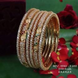 Blue Colour Kempu Connector Stones Designed Golden Colour Polished Jewellery Making Bit(1pc Price) Online