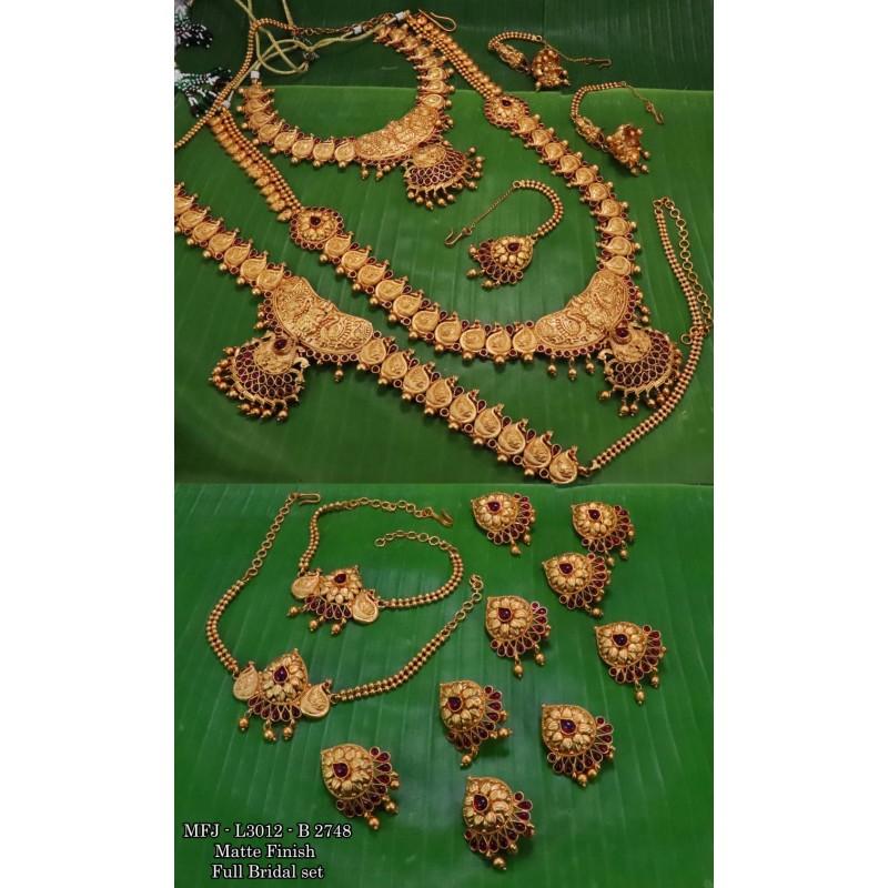 Blue Colour Kempu Connector Stones Doubl Designed Golden Colour Polished Jewellery Making Bit(1pc Price) Online