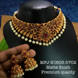 Blue Colour Kempu Connector Stones Double Mango Designed Golden Colour Polished Jewellery Making Bit(1pc Price) Online
