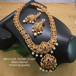 Green Colour Kempu Connector Stone Designed Golden Colour Polished Jewellery Making Bit(1pc Price) Online