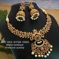 Kempu Conector Green Colour Stones With pearls Golden Colour Polished Jewellery Making (1pc Price) Online