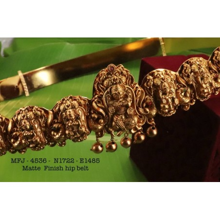 2.4 Size CZ, Ruby Stones Flower Design Gold Plated Finish Set Bangles Buy Online