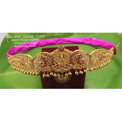 2.6 Size Ruby Stones Design Gold Plated Finish Set Bangles Buy Online