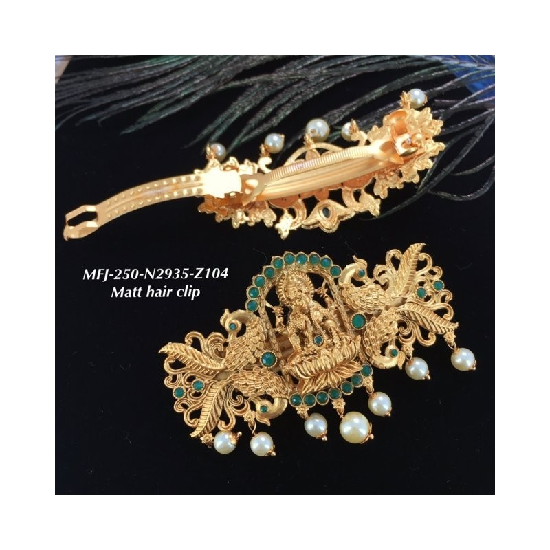 CZ(Ad) Stones Leafs Design Gold Plat Finished Necklace Buy Online