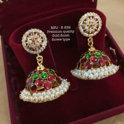 Ruby Stones With Perls Lakshmi Design Mat Finish Hip Belt Buy Online