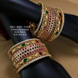 Ruby Stones Golden Ball Chain With Lakshmi Design Mat Finish Pendant Set Buy Online