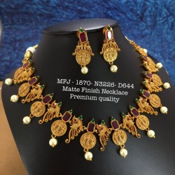 Ad Multicolour Stones With Pearls Drops Flower Changable Design Gold Plated  Earrings Buy Online