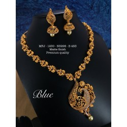 Wight Stones With Pearls Design Jumkas For Bharatanatyam Dance And Temple Buy Online