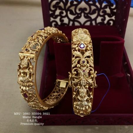 Ruby & Emerald Stoned Lakshmi Kasu Combo Design Antique Plated Finished Haram Set Buy Online