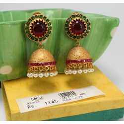 Kunjalam End of Hair Paranda  -Temple Jewellery -Dance Jewellery Online