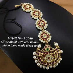 CZ,Ruby&Emerald With Pearls Lakshmi,Peacock& Flower,Jumka Type Earrings Design Gold Finish Chocker Necklace Set Buy Online