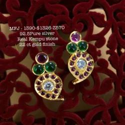 Premium Quality AD(CZ) Stoned Design Gold Plated Finish Kada Adjustble Bracelet Buy Online