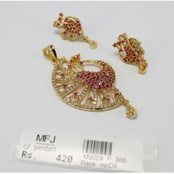 Bharatanatyam Jewelry set | Dance Jewellery
