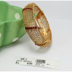 White Stone  Oddiyanam  -Temple Oddiyanam -Dance Jewellery Online