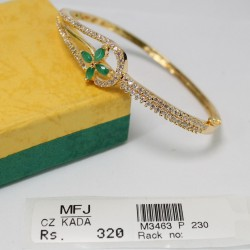 Zircon & Ruby Stone Designer Necklace Set Online