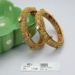 Temple Kempu Stone Jumki Bharatanatyam Dance Jewellery Online
