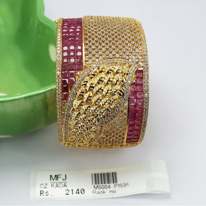 Cz ruby emerald stones peacock design pendant set online aloadofball Image collections