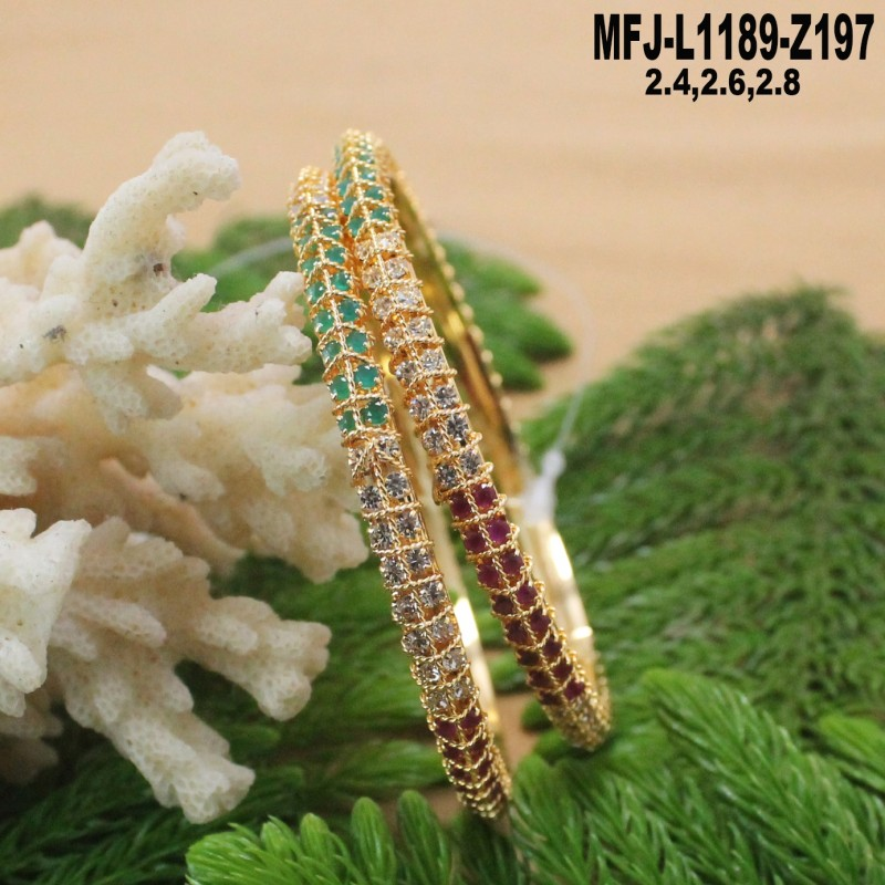 Kempu Stones Peacock & Thilakam Design With Pearls Drops Mat Finish 3 Side Headset Buy Online