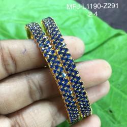 Kempu Stones Flowers & Leaves Design With Balls Drops Mat Finish Necklace Set Buy Online