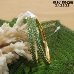 Kempu Stones Flowers & Mango Design With Pearls Drops Mat Finish Necklace Set Buy Online