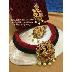 CZ,Ruby&Emerald Stones With...