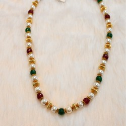 8mm Multi colour Jade Beads