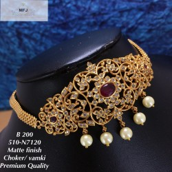 Premium Quality Choker With...