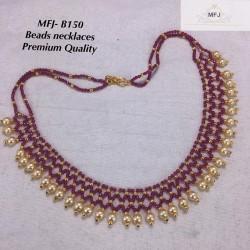 Premium Quality Pink Beads...