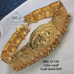 Small Size Gold Plated...