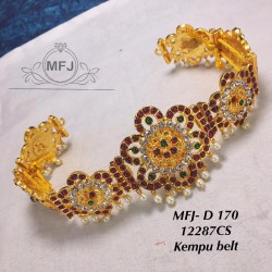 Kempu Multi Stones,With...
