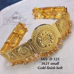 Gold Plated 5 Steps Flower...