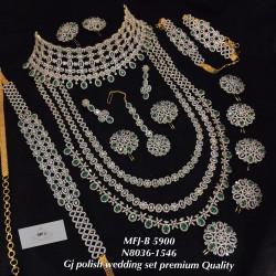 Premium Quality CZ,Emerald...