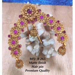 Flowers&3Jumka Design Hair...