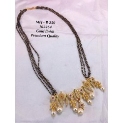 Multi Stones&Pearls With 4...