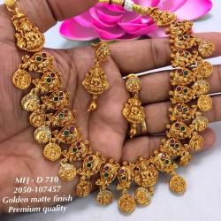 Premium Quality Golden Matt...